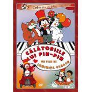 Calatoriile lui Pin-Pin. Luminita Cazacu DVD