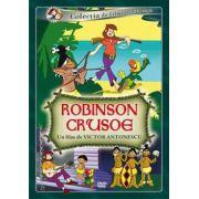 Robinson Crusoe. Victor Antonescu DVD