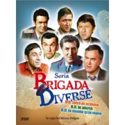 Seria Brigada Diverse Mircea Dragan