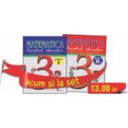 Set matematica. Caietul elevului. Clasa a III - a. Sem I+II