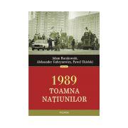 1989 TOAMNA NATIUNILOR