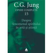 OPERE COMPLETE. Despre fenomenul spiritului in arta si stiinta Vol 15