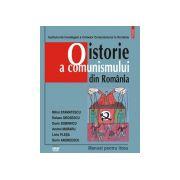 O istorie a comunismului din Romania