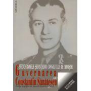 Guvernarea Constantin Sanatescu Vol I