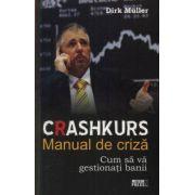 CRASHKURS. Manual de criza