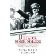 DICTATOR, DEMON, DEMAGOG