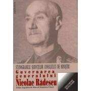 Guvernarea generalului Nicolae Radescu