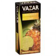 VAZAR PURE CEYLON GREEN TEA. PINEAPPLE & LIME