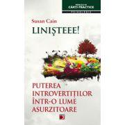 LINISTEEE! PUTEREA INTROVERTITILOR INTR-O LUME ASURZITOARE