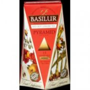 BASILUR PYRAMID STYLE. RED HOT GINGER TEA