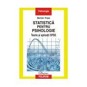 STATISTICA PENTRU PSIHOLOGIE