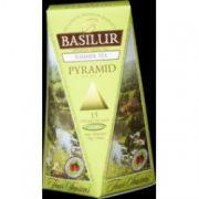BASILUR PYRAMID STYLE. SUMMER TEA