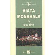 Viata monahala in texte alese