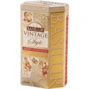BASILUR VINTAGE STYLE. CEYLON BLACK TEA