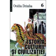 ISTORIA CULTURII SI CIVILIZATIEI VOL 6+7+8
