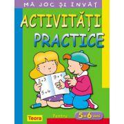 MA JOC SI INVAT ACTIVITATI PRACTICE 5-6 ANI