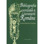Bibliografia esentiala a Literaturii Romane. Scrisori/Reviste/Concepte
