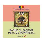 BASME SI POVESTI MISTICE ROMANESTI