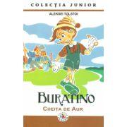BURATINO. CHEITA DE AUR