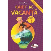 CAIET DE VACANTA CLASA I