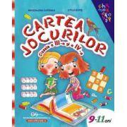 CARTEA JOCURILOR CLASELE A III - a si a IV - a