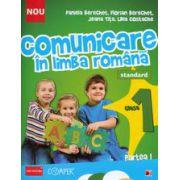 COMUNICARE IN LIMBA ROMANA CLASA I
