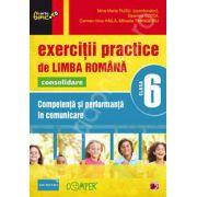 EXERCITII PRACTICE DE LIMBA ROMANA. CONSOLIDARE CLASA A VI - a