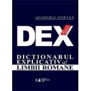 DICTIONARUL EXPLICATIV AL LIMBII ROMANE