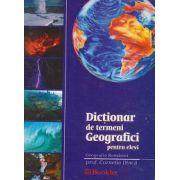 Dictionar de termeni Geografici pentru elevi