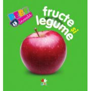 Fructe si legume. Bebe invata