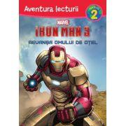 IRON MAN 3. REVANSA OMULUI DE OTEL
