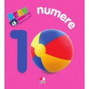 Numerele. Bebe invata