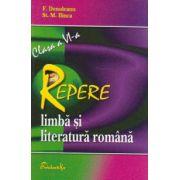 REPERE. Limba si literatura romana. Clasa a VI - a