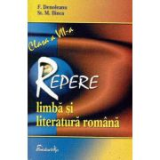 REPERE. Limba si literatura romana. Clasa a VII - a