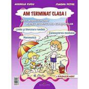 AM TERMINAT CLASA I
