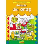 ANIMALE DIN ORAS