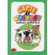 CARTE DE COLORAT ANIMALE DOMESTICE