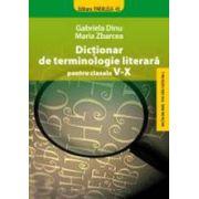 DICTIONAR DE TERMINOLOGIE LITERARA PENTRU CLASELE V-X