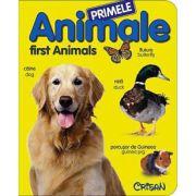 PRIMELE ANIMALE