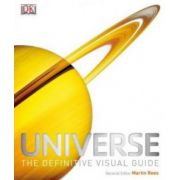 UNIVERSE. THE DEFINITIVE VISUAL GUIDE