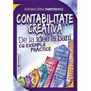 CONTABILITATE CREATIVA. DE LA IDEE LA BANI CU EXEMPLE PRACTICE