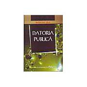 DATORIA PUBLICA