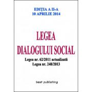 LEGEA DIALOGULUI SOCIAL