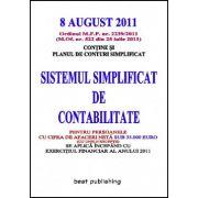 SISTEMUL SIMPLIFICAT DE CONTABILITATE