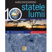 STATELE LUMII. AFRICA CENTRALA SI DE SUD VOL 9