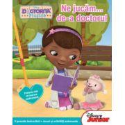 DOCTORITA PLUSICA.NE JUCAM... DE-A DOCTORUL