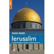 IERUSALIM. INCLUDE BETHLEHEM, TEL AVIV SI MAREA MOARTA