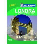 LONDRA WEEKEND + HARTA
