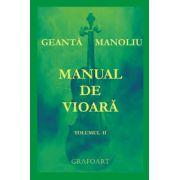 MANUAL DE VIOARA VOL II