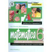 MATEMATICA CLASA A VI - a. ALGEBRA, GEOMETRIE